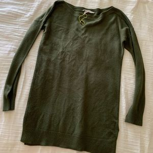 Bcbg long sweater
